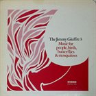 JIMMY GIUFFRE Music for People, Birds, Butterflies and Mosquitos (aka Night Dance) album cover