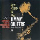 JIMMY GIUFFRE New Forms In Jazz: Complete Capitol Recordings 1954-1955 album cover