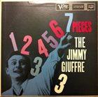 JIMMY GIUFFRE Seven Pieces album cover