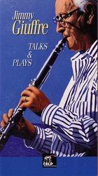 JIMMY GIUFFRE Talks & Plays album cover