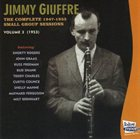 JIMMY GIUFFRE The Complete 1946-1953 Small Group Sessions Volume 3 (1953) album cover