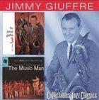 JIMMY GIUFFRE The Jimmy Giuffre 3 / The Music Man album cover