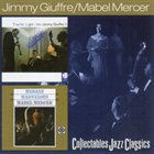 JIMMY GIUFFRE Trav'lin' Light / Merely Marvelous album cover