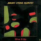 JIMMY LYONS Give It Up album cover