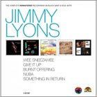 JIMMY LYONS The Complete Remastered Recordings On Black Saint & Soul Note album cover