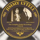 JIMMY LYTELL The Complete Pathe Recordings album cover