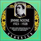 JIMMY NOONE The Chronological Classics: Jimmie Noone 1923-1928 album cover