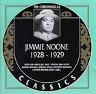 JIMMY NOONE The Chronological Classics: Jimmie Noone 1928-1929 album cover