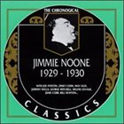 JIMMY NOONE The Chronological Classics: Jimmie Noone 1929-1930 album cover