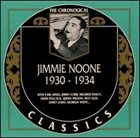 JIMMY NOONE The Chronological Classics: Jimmie Noone 1930-1934 album cover