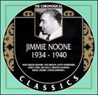 JIMMY NOONE The Chronological Classics: Jimmie Noone 1934-1940 album cover