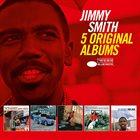 JIMMY SMITH 5 Original Albums album cover