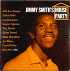 JIMMY SMITH House Party (aka Just Friends aka Vol 4 Jazz Collection) album cover