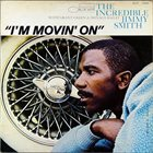 JIMMY SMITH I'm Movin' On album cover