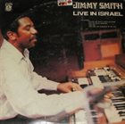 JIMMY SMITH Live In Israel album cover