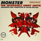 JIMMY SMITH Monster album cover