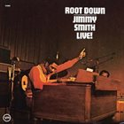 JIMMY SMITH — Root Down album cover