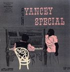 JIMMY YANCEY Yancey Special album cover
