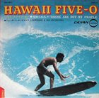 JIRO INAGAKI Hawaii Five-O album cover