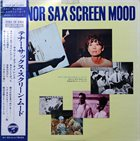 JIRO INAGAKI Jiro Inagaki & The All-Stars ‎: Tenor Sax Screen Mood album cover