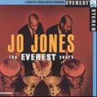 JO JONES The Everest Years album cover