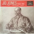 JO JONES Jo Jones Plus Two album cover