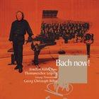 JOACHIM KÜHN Bach Now! Live album cover