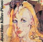 JOACHIM KÜHN Piano album cover