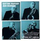 JOAN CHAMORRO Baritone Rhapsody album cover