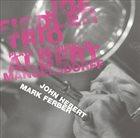 JOE FIEDLER Plays The Music Of Albert Mangelsdorff album cover