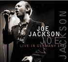 JOE JACKSON Live In Germany 1980 album cover