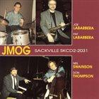 JOE LABARBERA JMOG (Jazz Men on the Go) album cover