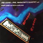 JOE LOCKE Joe Locke - Phil Markowitz Quartet With Eddie Gomez And Keith Copeland : The Little Presents Live Jazz In Front Of The Silver Screen album cover