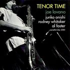 JOE LOVANO Tenor Time album cover