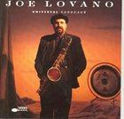 JOE LOVANO Universal Language album cover