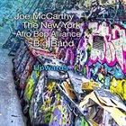 JOE MCCARTHY AND THE NEW YORK AFRO BOP ALLIANCE BIG BAND Upwards album cover