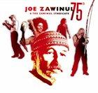 JOE ZAWINUL 75th album cover