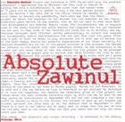JOE ZAWINUL Absolute Zawinul (as Absolute Ensemble Featuring Joe Zawinul ) album cover