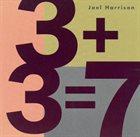 JOEL HARRISON 3 + 3 = 7 album cover