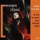 JOËLLE LÉANDRE At the Le Mans Jazz Festival album cover