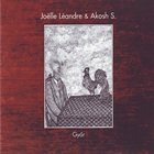 JOËLLE LÉANDRE Gyor (with Akosh Szelevényi) album cover