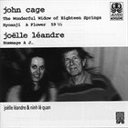 JOËLLE LÉANDRE John Cage album cover