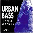JOËLLE LÉANDRE Urban Bass album cover