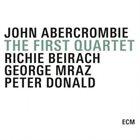 JOHN ABERCROMBIE The First Quartet album cover