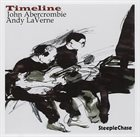 JOHN ABERCROMBIE Timelines (with Andy LaVerne) album cover
