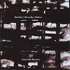 JOHN BUTCHER Guerrilla Mosaics (with Miya Masaoka / Gino Robair) album cover