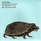 JOHN BUTCHER John Butcher / Mark Sanders - Alex Ward / Roger Turner - John Tchicai / Tony Marsh : Treader Duos album cover