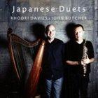 JOHN BUTCHER Rhodri Davies & John Butcher : Japanese Duets album cover