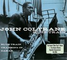 JOHN COLTRANE Blue Train (Blue Train / Soultrane / Dakar) album cover