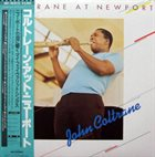 JOHN COLTRANE Coltrane At Newport album cover